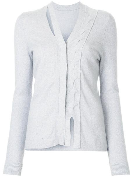 cardigan cardigan women knit grey sweater
