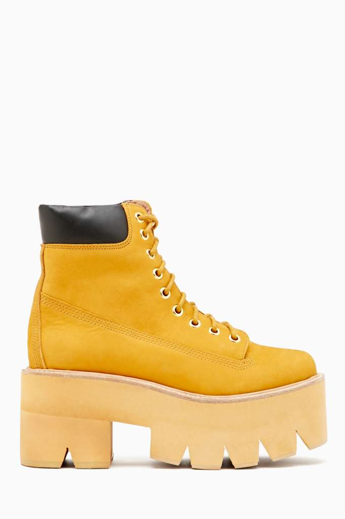 Jeffrey Campbell Nirvana Boot in  Shoes at Nasty Gal