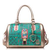 bag,fahsion,pop,handbag,shoulder bag,green