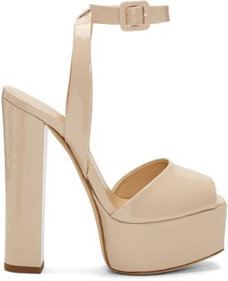 sandals platform sandals pink shoes