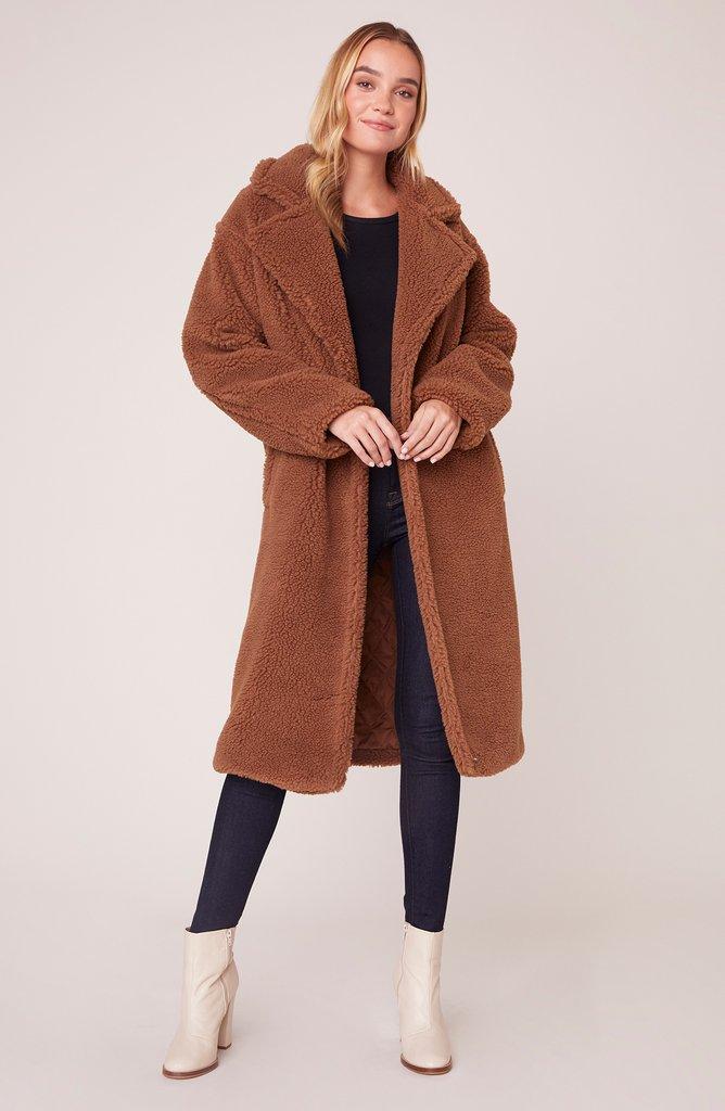Paddington Teddy Coat