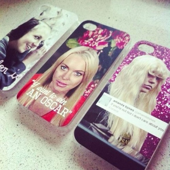 lindsay lohan jewels iphone amanda bynes britney spears