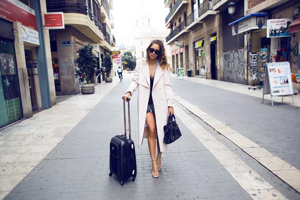 kenza skirt coat shoes bag