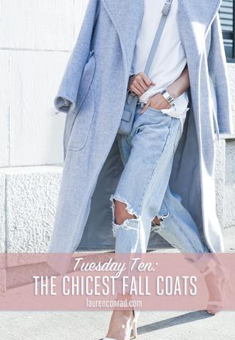 lauren conrad blogger jeans jacket