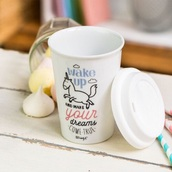 home accessory,unicorn,unicorn onesie,pink unicorn,blue unicorn,horse,animal print,animal,mug,travel mug,coffee,coffeee mug,starbucks coffee,coffee ring,wow,cool,glitter,sparkle,rainbow,dream,mornings,food,drinks,cool drink cute want