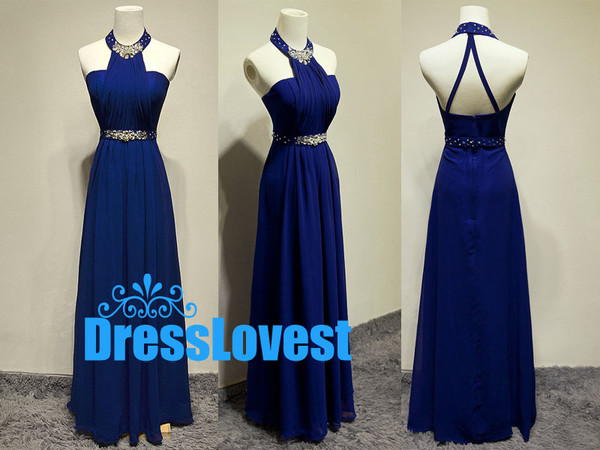 royal blue dress halter dress long prom dress prom dress dress evening dresses online formal evening gowns formal evening dresses affordable evening dresses evening dresses cheap evening wear dresses cheap evening dresses online prom dress high neck prom dress sleeveless prom dress backless prom dress homecoming dress