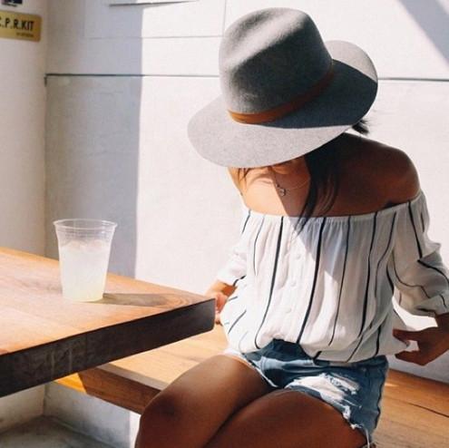 White lemonade top – sirenlondon