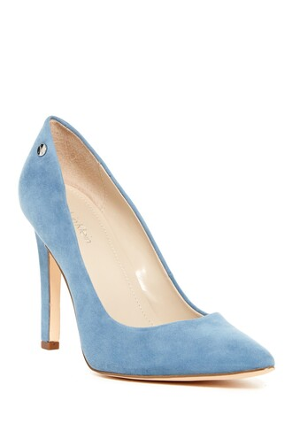 shoes pumps heels calvin klein