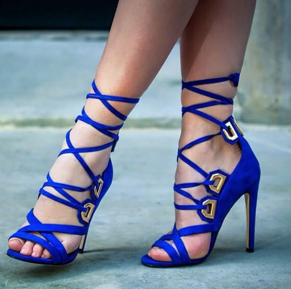 shoes blue shoes royal blue shoes gianvito rossi blue shoes, royal blue