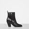 Allsaints uk: womens lorna boot (black)