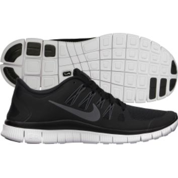 Nike Men's Free 5.0  Running Shoe - Black/White | DICK'S Sporting Goods on Wanelo