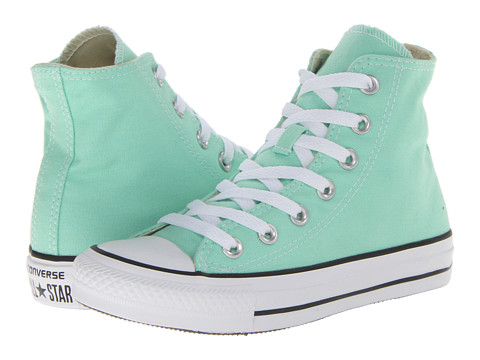 Converse Chuck Taylor® All Star® Seasonal Hi Peppermint - Zappos.com Free Shipping BOTH Ways