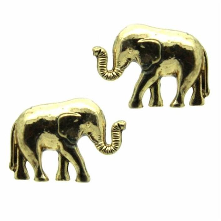 Elephant Stud Earrings | Seasons Online