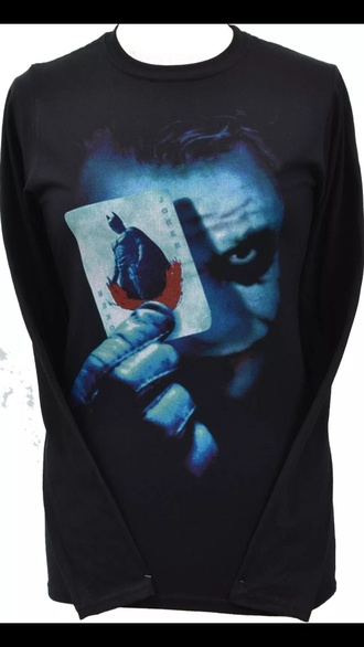 the joker batman sweater
