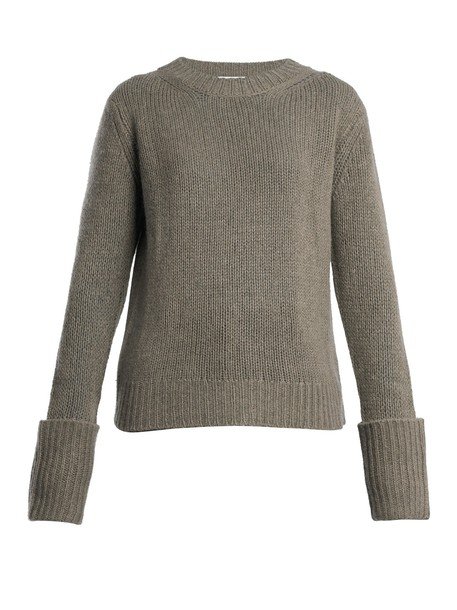 The Row sweater grey