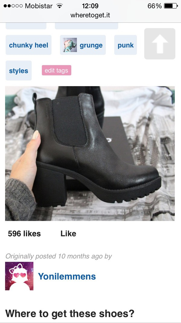 black boots chelsea boots ankle boots high heels chunky heels leather boots