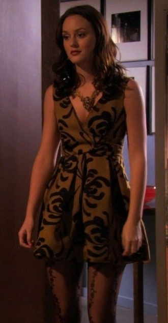 dress blair waldorf gossip girl