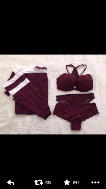 pajamas and panties burgundy sweater burgundy bra sweater jumper burgundy sweater christmas christmas sweater warm sweater cute style red pretty lingerie lingerie set lingerie underwear swimwear burgundy bra panties sweatshirt victoria's secret top stripes crewneck burgundy top lace lace lingerie red underwear tank top gloves shirt t-shirt sexy girly summer bedding comfy love need it now black and white maroon shirt burgundy underwear top plum sexy lingerie bra crop jersey coat pink by victorias secret victoria secret bra racerback dark red lace bra victoria's secret