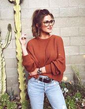 sunglasses,glasses,sweater,jeans,jojo fletcher,instagram