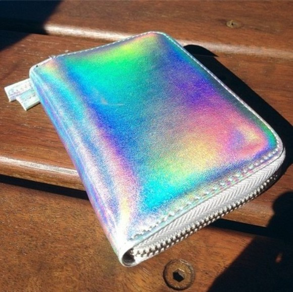 bag purse clutch holographic clutch holographic purse holographic hologram