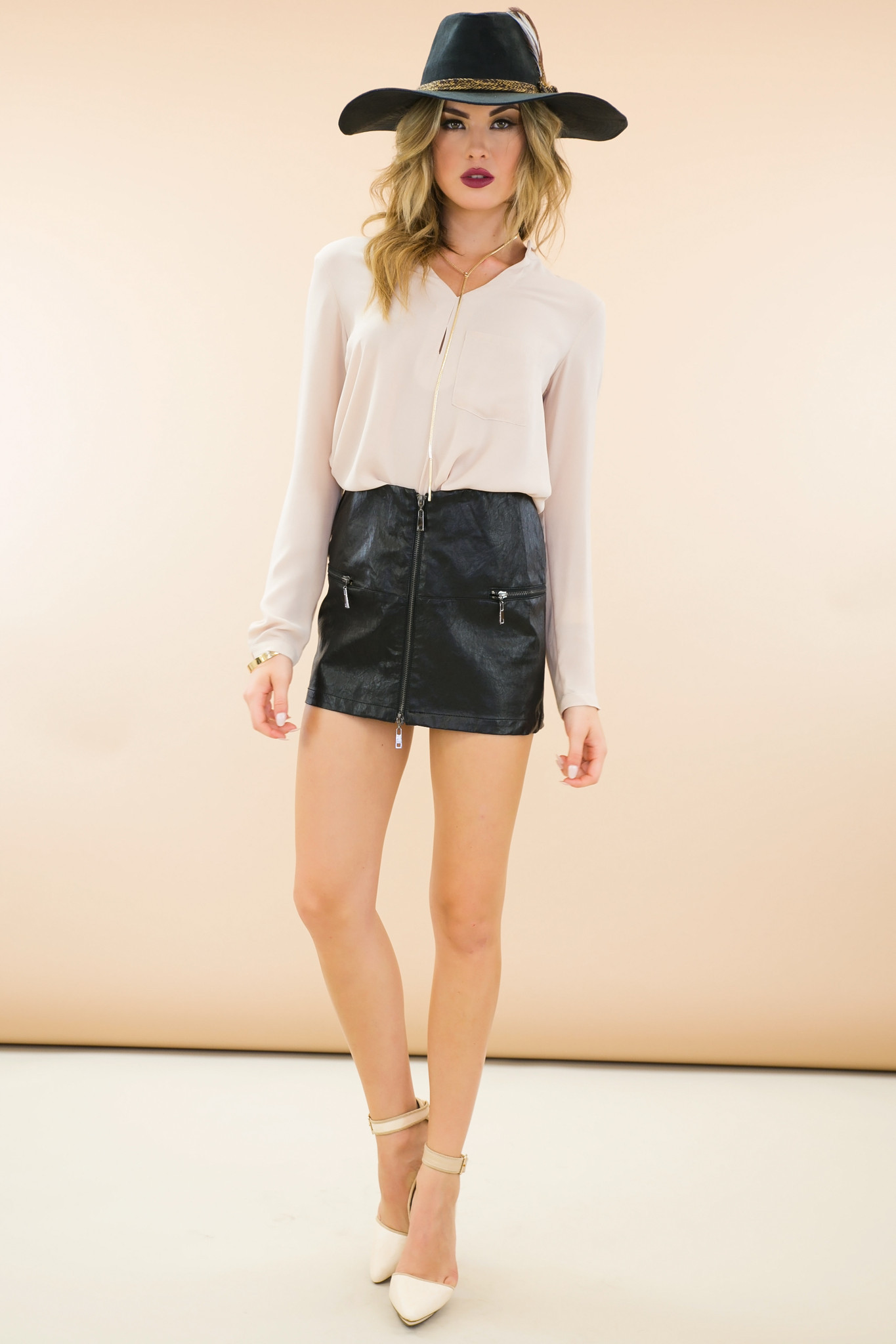 Ettro chiffon dressy blouse