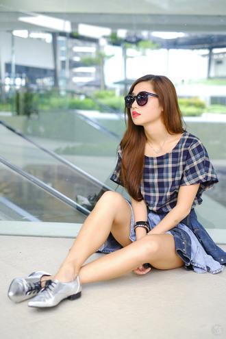 sunglasses shoes top blogger kryzuy