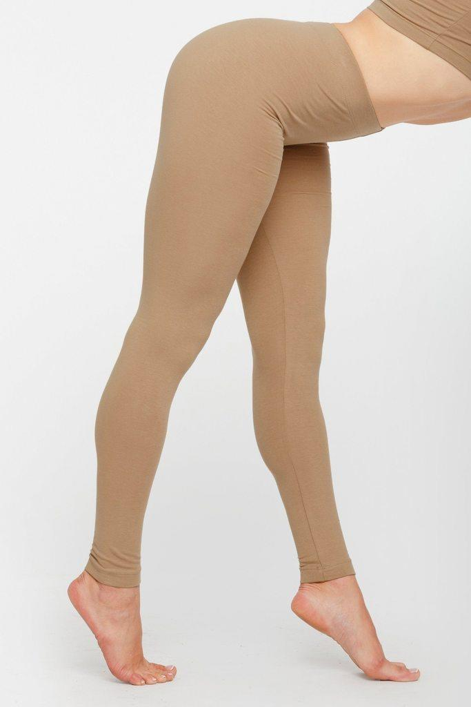 83280 - Cotton Spandex Jersey Leggings