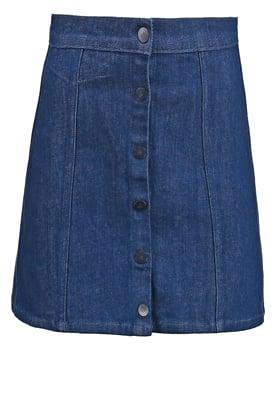 100% authentic 3daa4 81e0b Calvin Klein Jeans Jeansrock - denim - Zalando.de