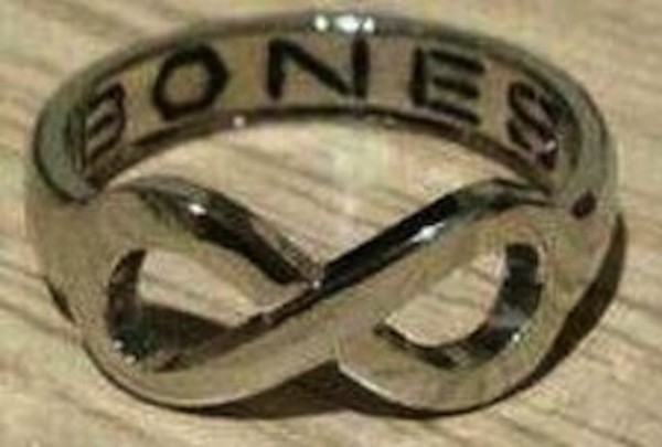 jewels bones ring ring infinite infinity