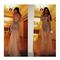 Glitter dress tulle mermaid crystal long evening gold prom dresses | awesome world - online store