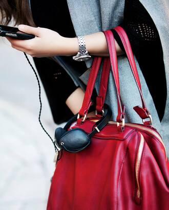 molami bag handbag headphones