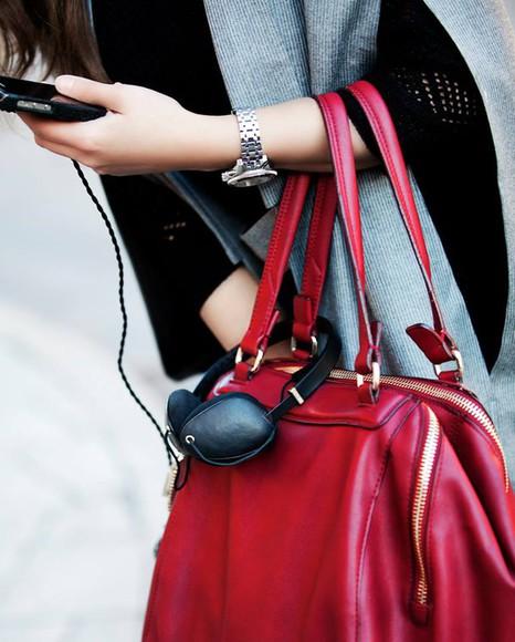 headphones bag handbag molami