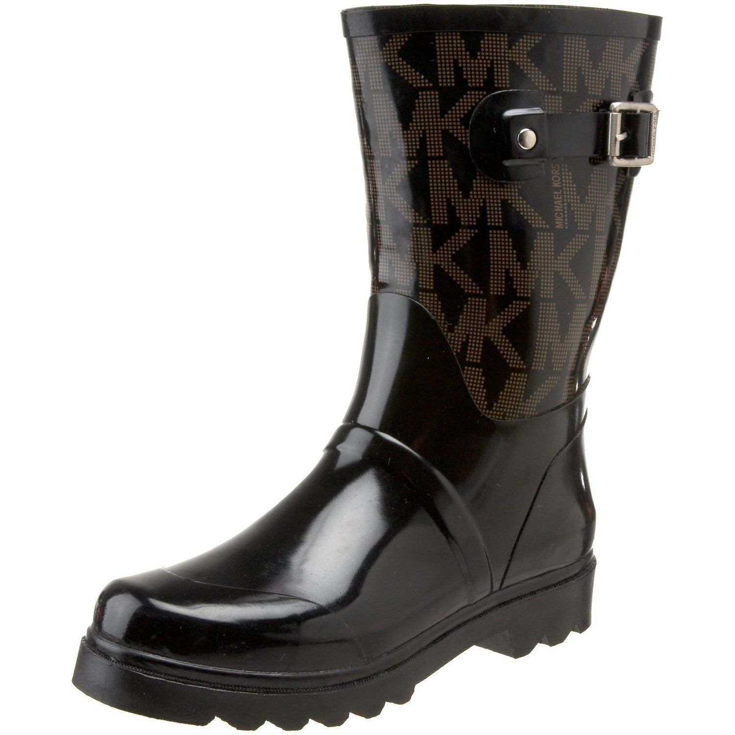 Lastest KORS Michael Kors Aila Leather Boots  EWomenShoes