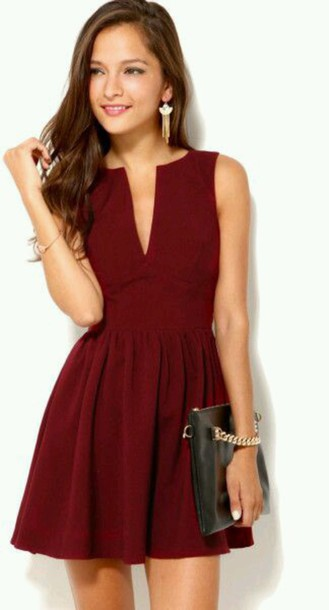 Dress Formal Formal Dress Red Red Dress Classy Homecoming
