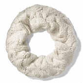 Coach :: BRAIDED CABLE KNIT COWL