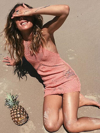 dress mynystyle sexy summer mesh trendy fashion style beach see through