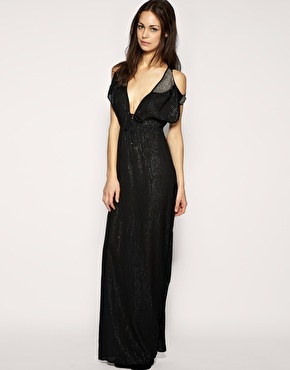 Garner Grace | Garner Grace Landslide Embellished Maxi Dress at ASOS