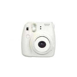 Fujifilm Instax Mini 8 Cámara instantánea (Blanco)