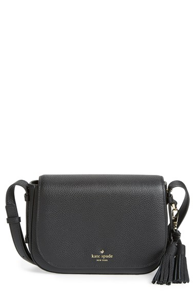 9823ad990 kate spade new york 'orchard street - penelope' tassel leather crossbody  bag | Nordstrom