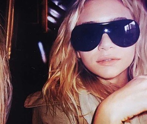 mary kate olsen ashley olsen sunglasses