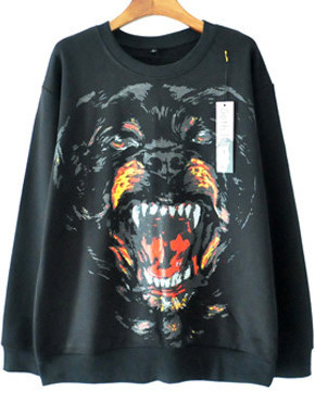 Mad dog weiler sweater