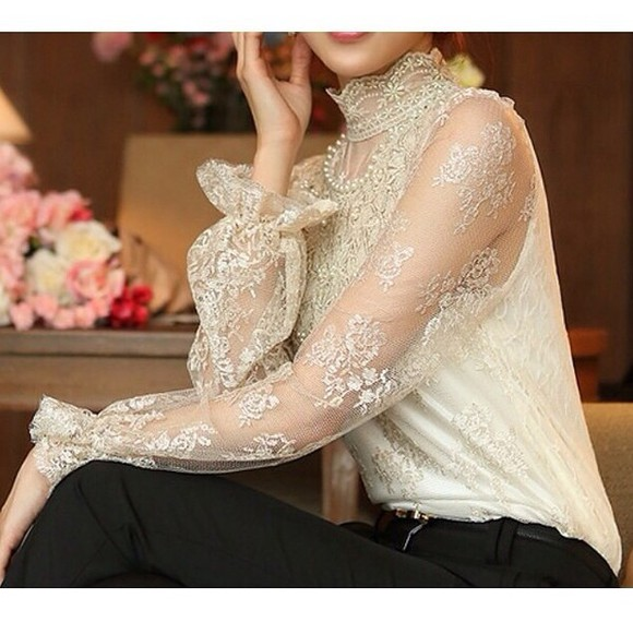 fashion blouse clothes blouse