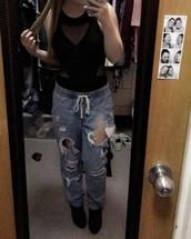 jeans,ripped,denim jogger,acid wash,denim