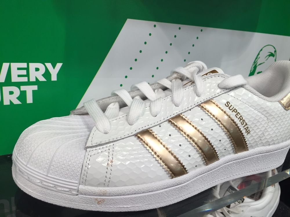 Adidas Superstar Copper White