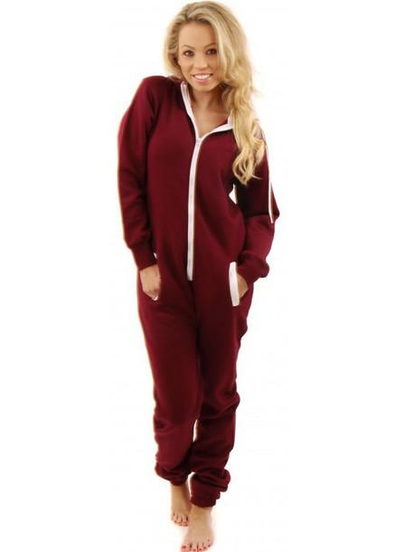 pajamas onesie