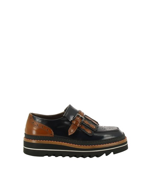 Barracuda loafers blue shoes
