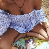 top,beach,blue,white,tanned,dress,off the shoulder,blouse,strapless,print,pretty,violet,blue dress,off the shoulder dress,floral,floral dress,blue floral dress,blue flower dress,boho,boho chic,boho dress,bluewhite,off shoulder blouse,summer dress,hipster,tumblr,bohemian,blue pattern dress,hippie dress,hippy dress,crystal quartz,blu floral dress,blue floral off the shoulder dress,hippie,bohemian dress,t-shirt,short dress,off the shoulder top,white and blue dress,pasley