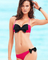 Bowknot bikini that wipe a bosom / fashion and glamour deluxe