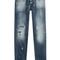 Distresse jeans