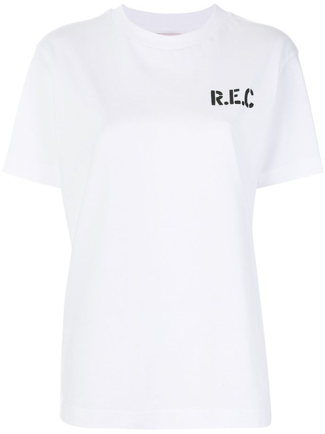 t-shirt shirt t-shirt women white cotton top